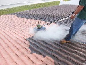 Pressure Clean Roof Hollywood Fl Prestige Commercial